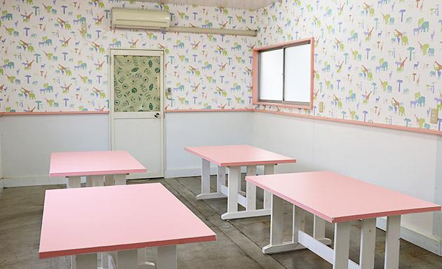 産室実習室